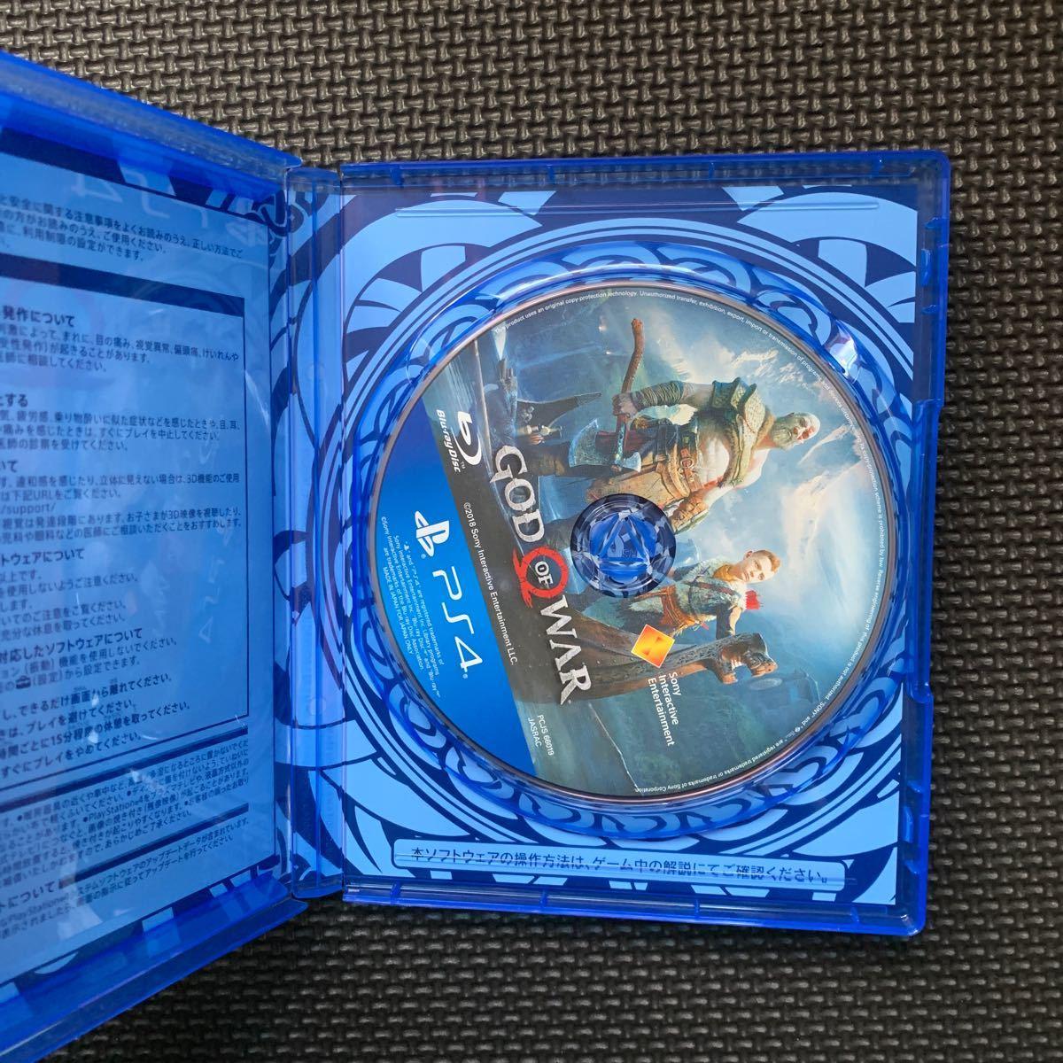 ゴッド・オブ・ウォー GOD OF WAR PS4ソフト