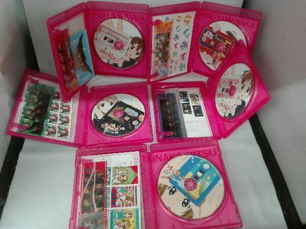 【※※※】[全9巻セット]けいおん!! 1~9(初回限定生産)(Blu-ray Disc)_画像4