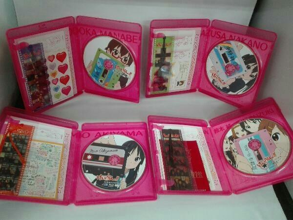 【※※※】[全9巻セット]けいおん!! 1~9(初回限定生産)(Blu-ray Disc)_画像5