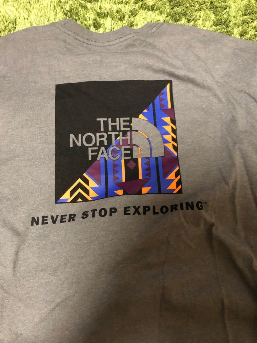 THE NORTH FACE 長袖Tシャツ ザノースフェイス ロンT