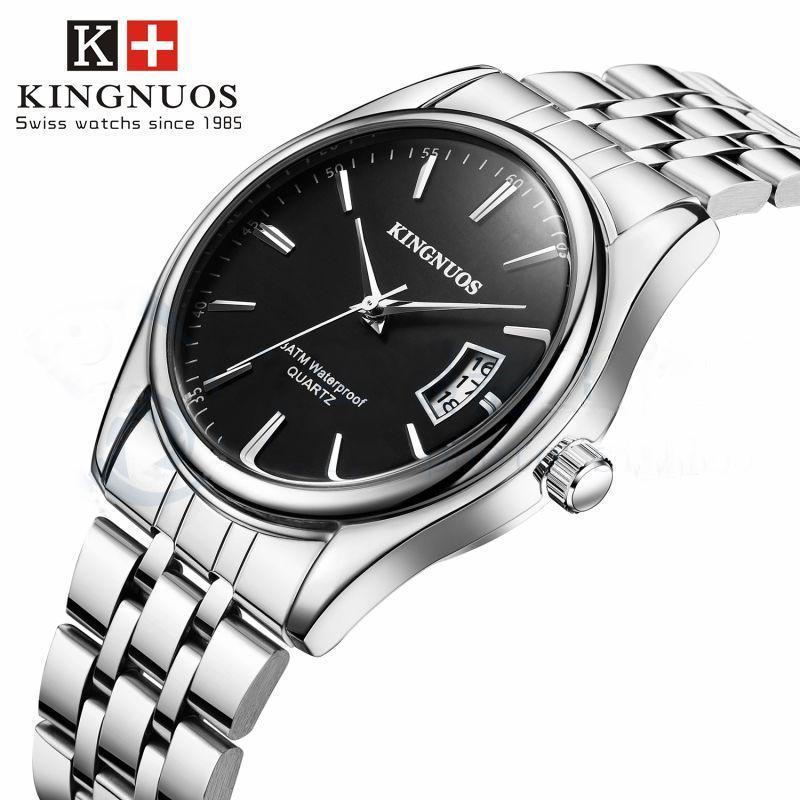 2020 トップブランドの高級メンズ腕時計 30 メートル防水日付時計男性スポーツ腕時計男性クォーツカジュアル腕時計レロジオ masculino_画像2