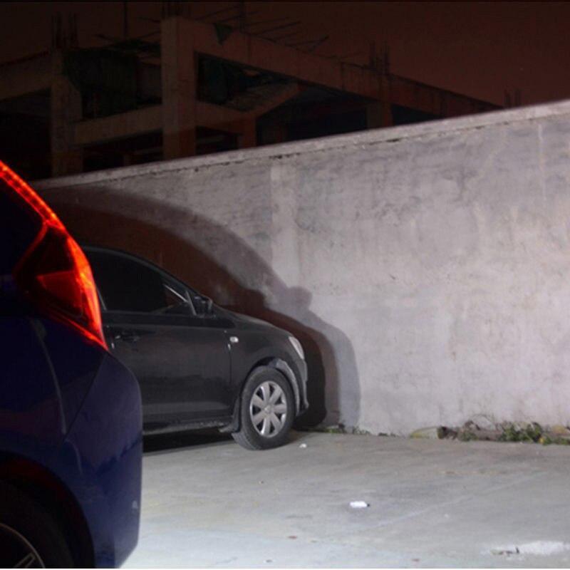 30LEDユニバーサル車のナンバープレートのバックアップ逆ブレーキライトランプバー赤 + 白スーパーライト新_画像6