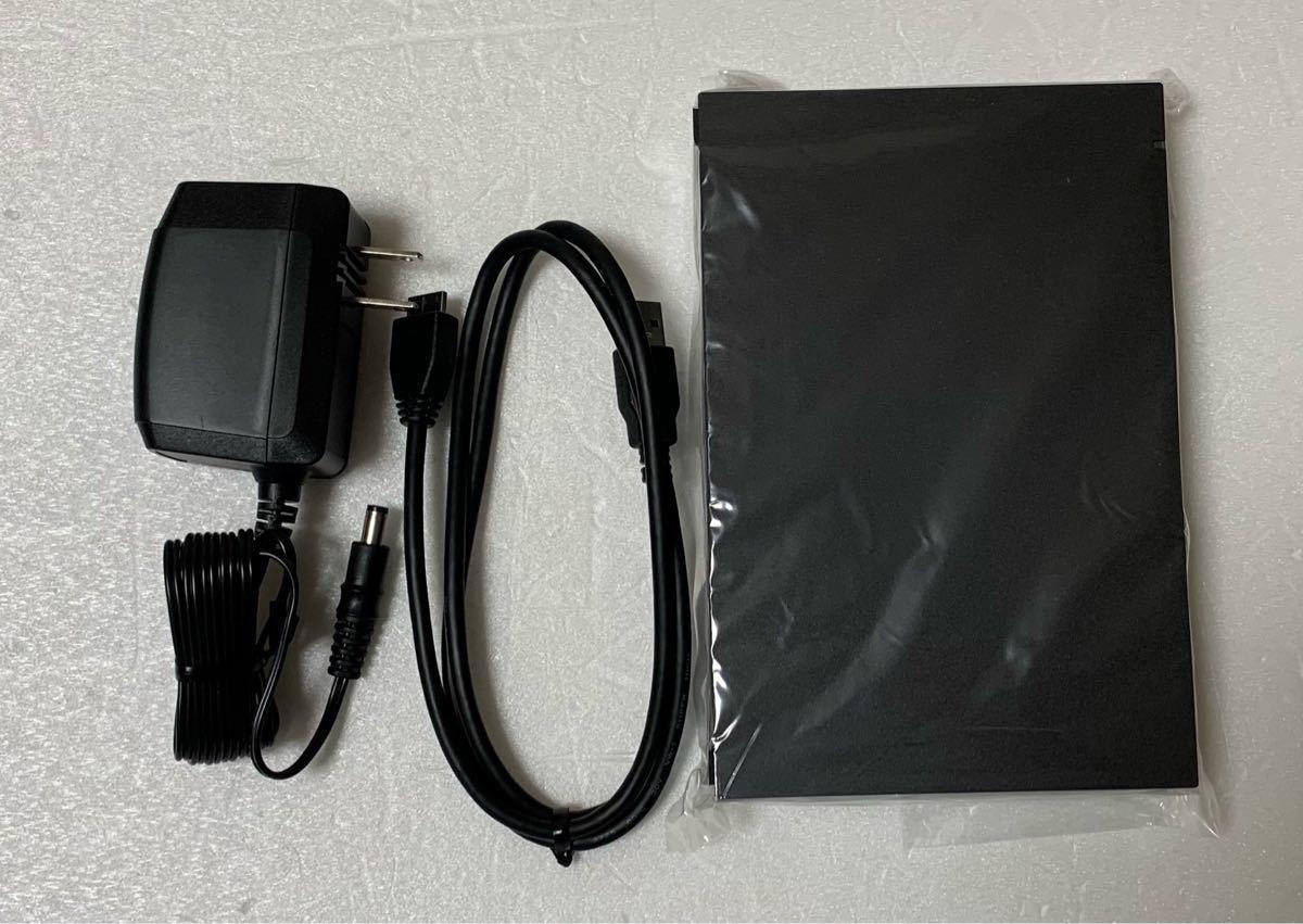 バッファロー2TB★2月発売の新モデル外付けHD★パソコン・テレビ録画PS4対応