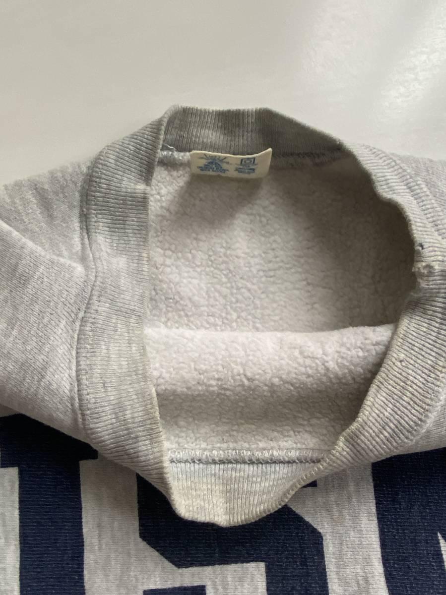 80年代 Champion チャンピオン Reverse Weave リバースウィーブ スウェット パーカ ビンテージ L_画像5