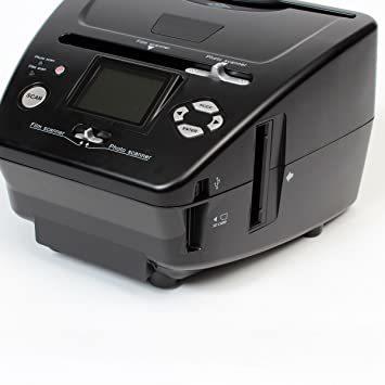 サンコー 【ネガフィルムや紙焼き写真をデジタル保存できる】USBフィルムスキャナー PS9700 USPS97BK <33_画像7