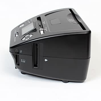サンコー 【ネガフィルムや紙焼き写真をデジタル保存できる】USBフィルムスキャナー PS9700 USPS97BK <33_画像8