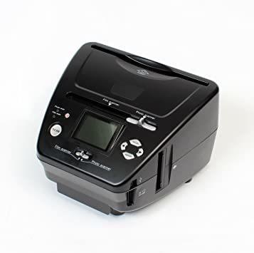 サンコー 【ネガフィルムや紙焼き写真をデジタル保存できる】USBフィルムスキャナー PS9700 USPS97BK <33_画像1