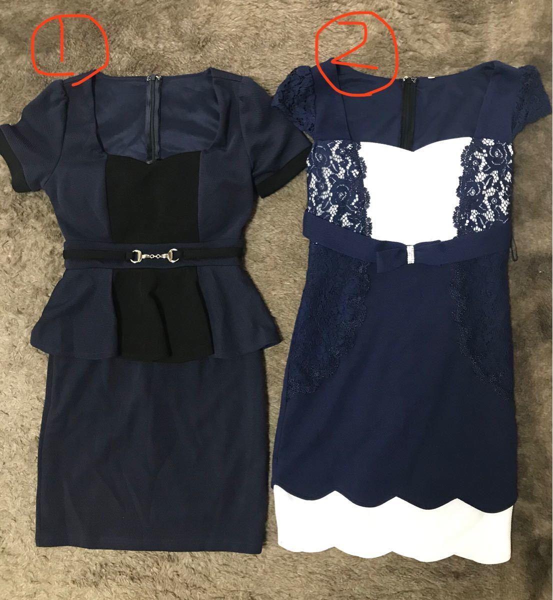 まとめ売りミニドレス キャバドレス ワンピース