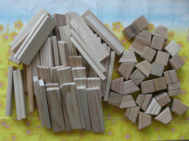 ●激安即決●自然木手作り積み木、お子さんに安全、新品未使用●_画像3
