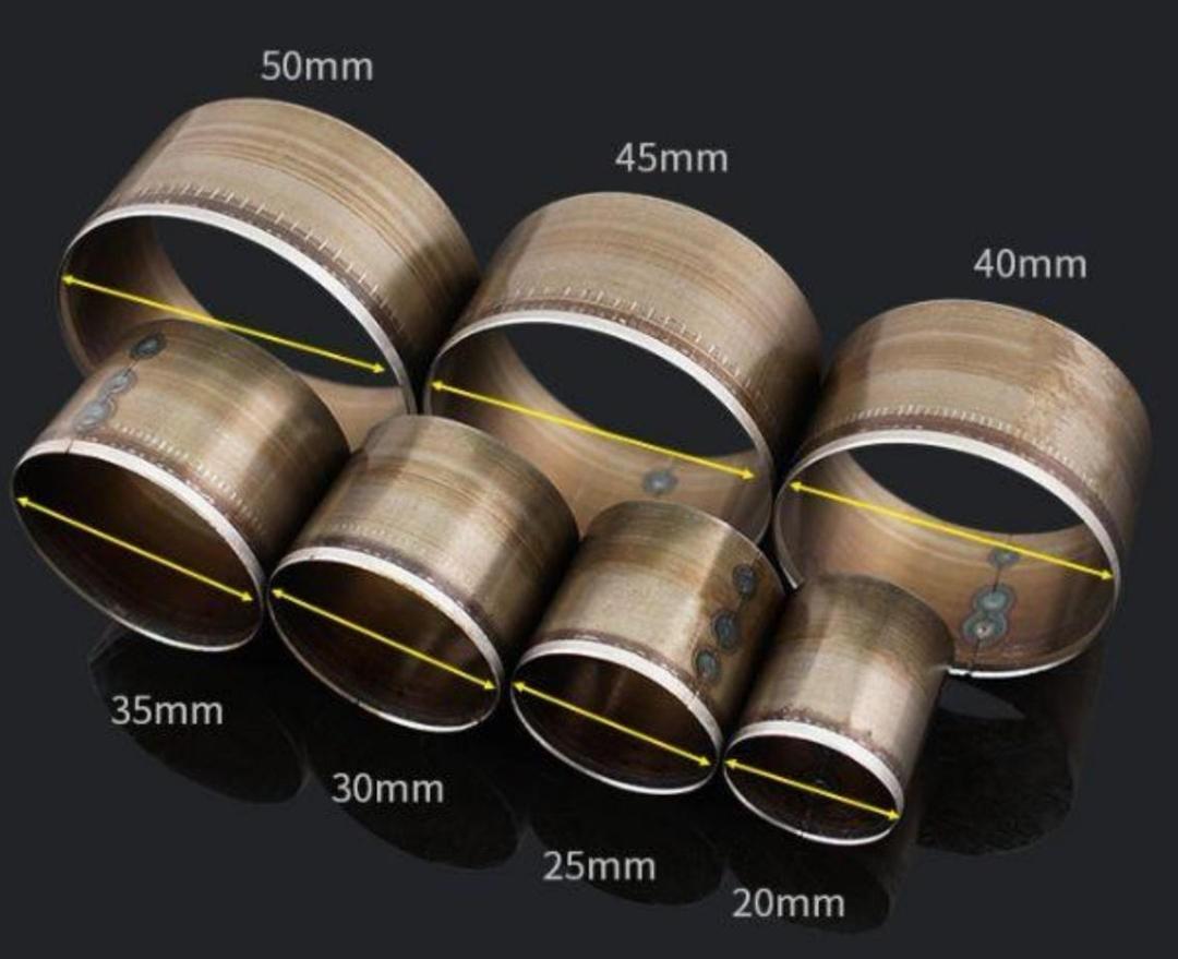 レザークラフト 型抜き ポンチ 丸型 7サイズ