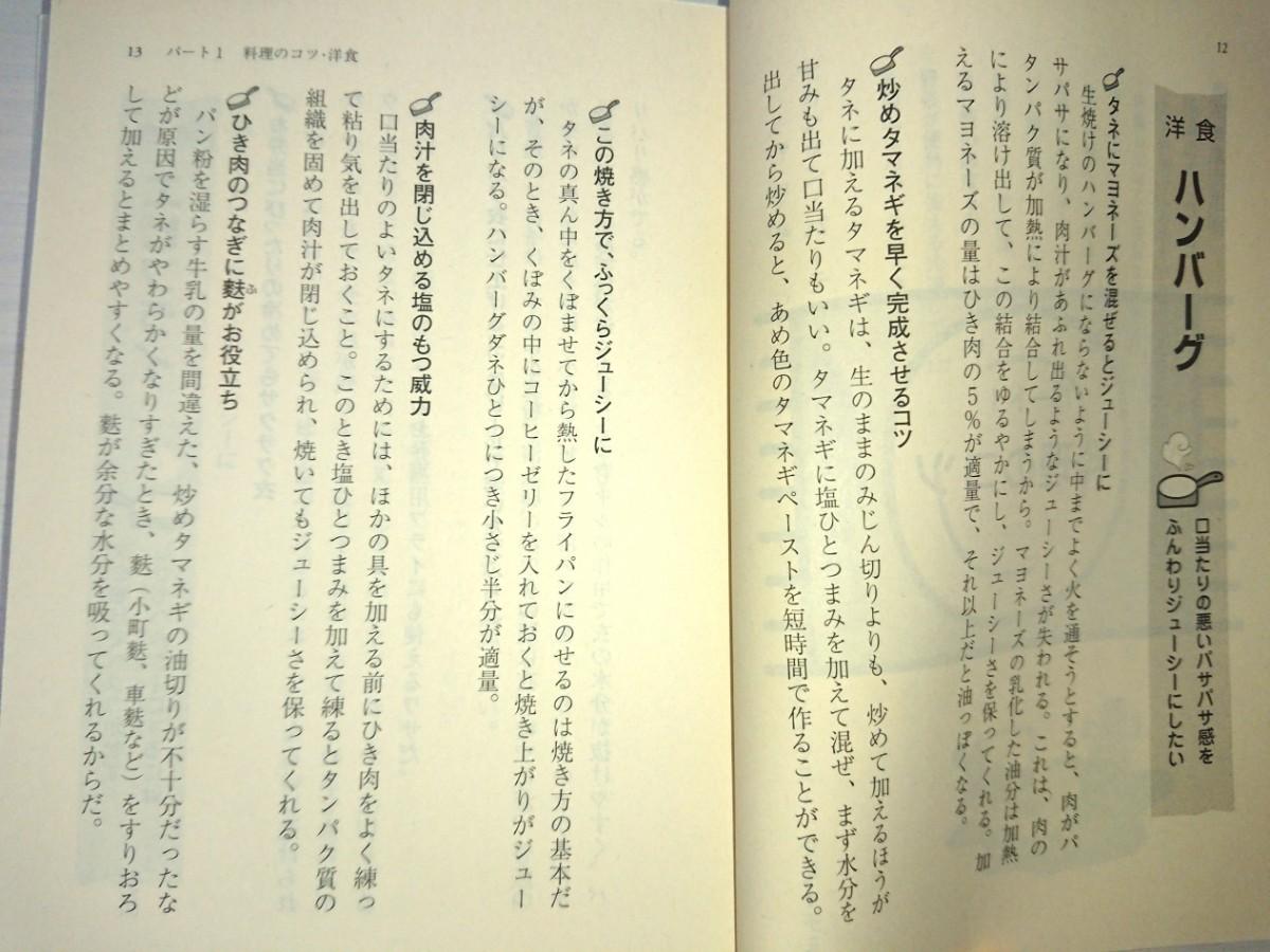 【レシピブック】すぐに使える料理のコワザ