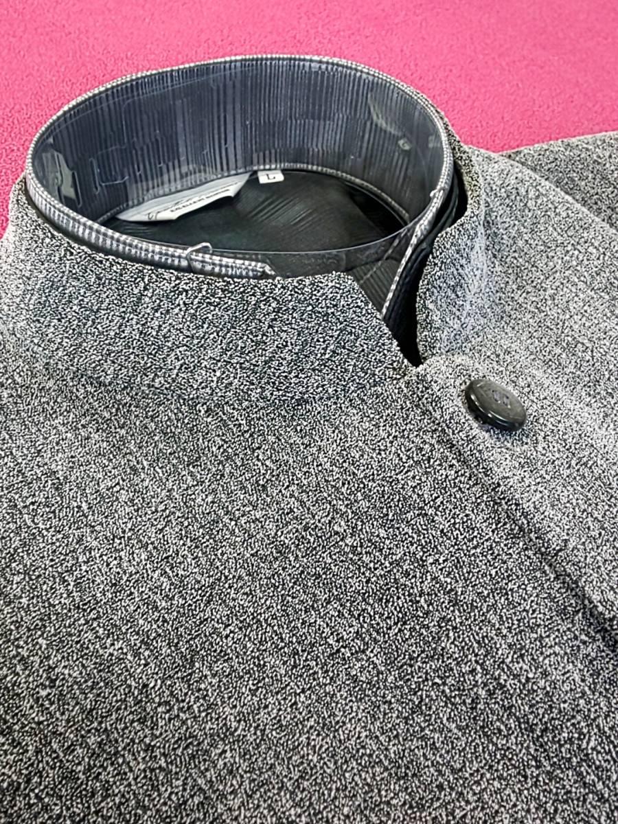 新品 SALE!! 特別価格 送料無料 Lorant マオカラースーツ スリータック BEMサイズ ゆったり パーティー 結婚式 ステージ衣装 日本製 1775 _画像4