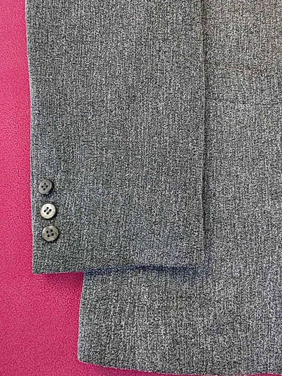 新品 SALE!! 特別価格 送料無料 Lorant マオカラースーツ スリータック BEMサイズ ゆったり パーティー 結婚式 ステージ衣装 日本製 1775 _画像7