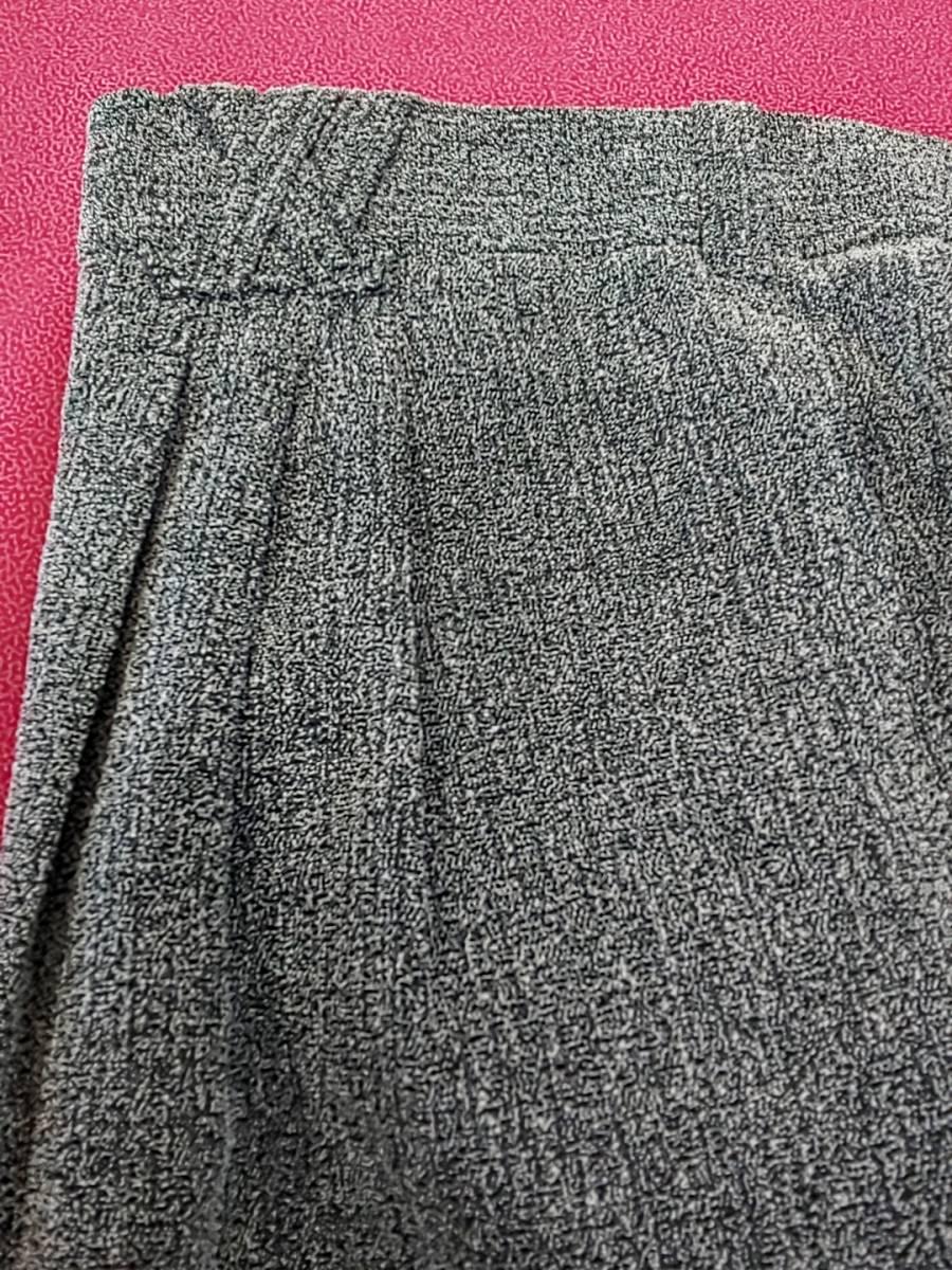 新品 SALE!! 特別価格 送料無料 Lorant マオカラースーツ スリータック BEMサイズ ゆったり パーティー 結婚式 ステージ衣装 日本製 1775 _画像9
