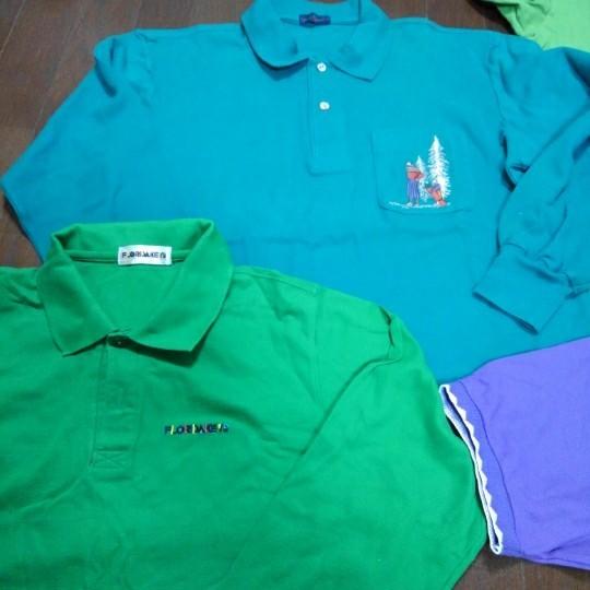 ポロシャツ 6枚組