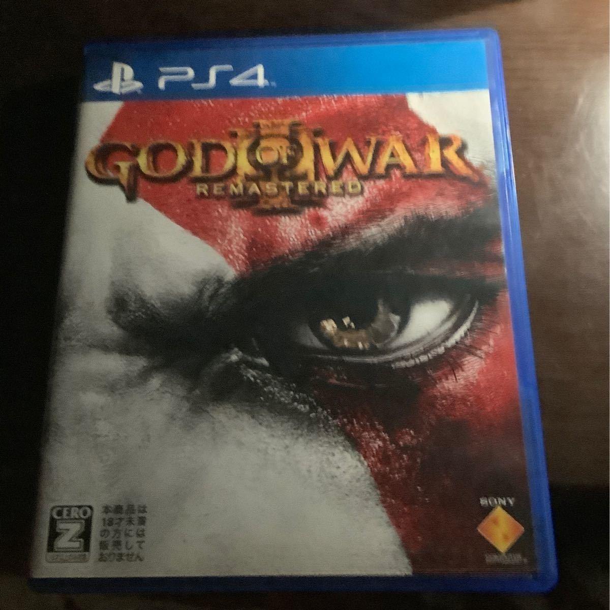 PS4 ゴッド・オブ・ウォー3 リマスター