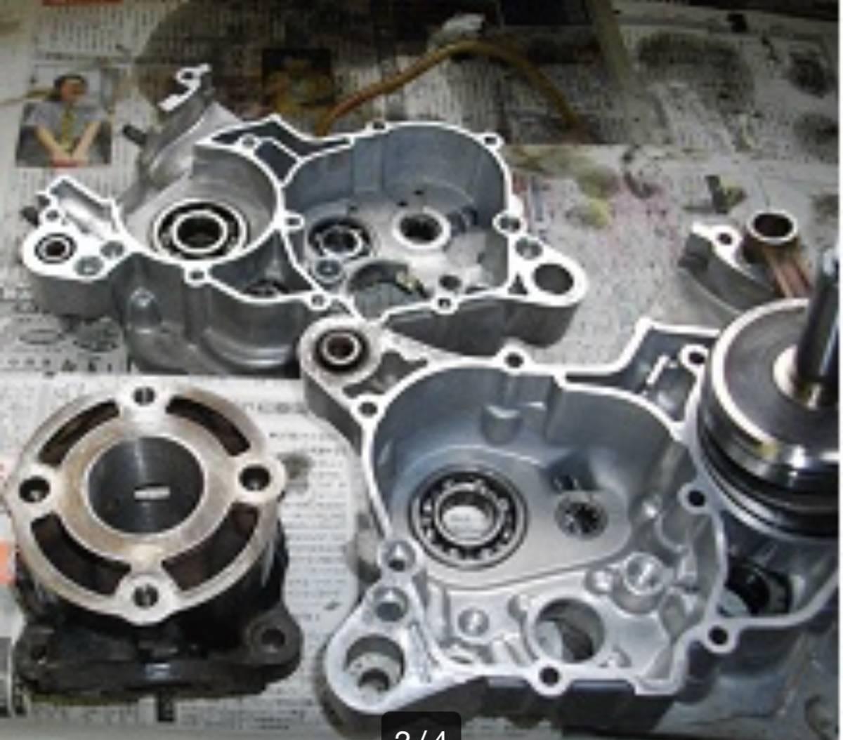 「TZM50 4KJ フルオーバーホール済みエンジン tzrysr3tu」の画像3
