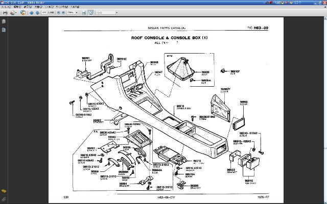 日産旧車パーツカタログVer.Ⅲ フェアレディZ 240ZG Z432 S30Z HS30 PS30 L28 L24 L20 S20エンジン 旧車部品検索 NISSAN ダットサン DATSUN_画像6