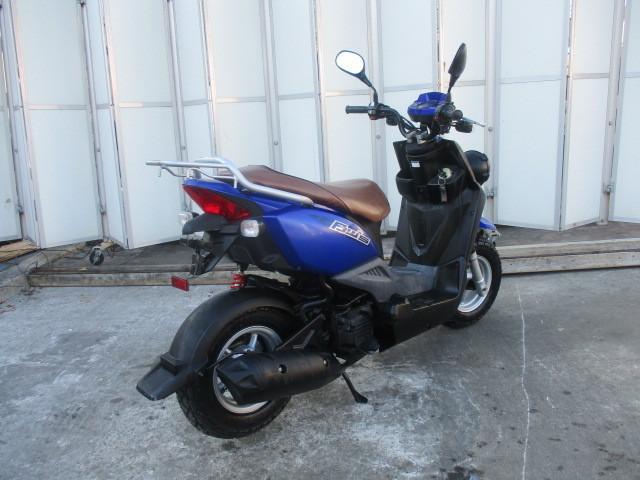 ▲7192▲ヤマハ BW'S50 (ビーウィズ) SA44J ブルー 実働 愛知_画像7