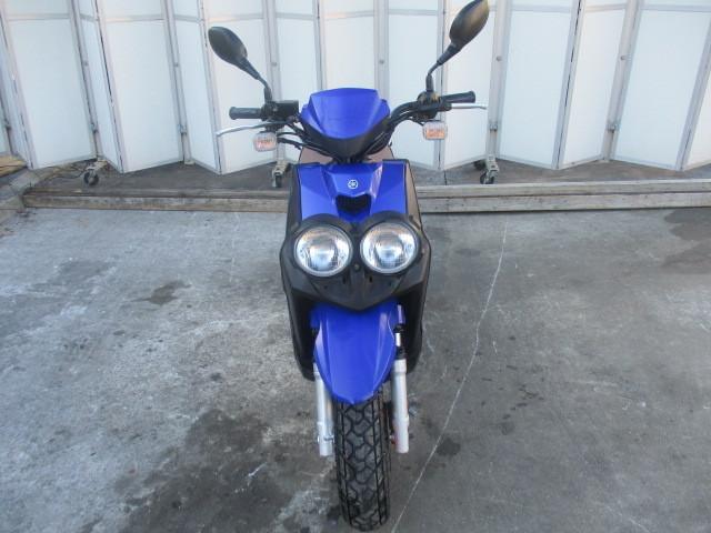 ▲7192▲ヤマハ BW'S50 (ビーウィズ) SA44J ブルー 実働 愛知_画像3