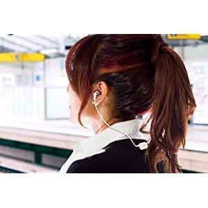 ★新品送料無料 Panasonic カナル型ワイヤレスイヤホン Bluetooth対応 ホワイト RP-NJ300B-K-W パナソニック白_画像9