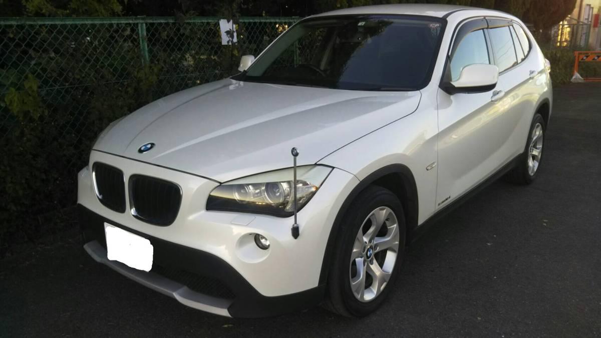 「BMW X1 s18i 綺麗な一台、程度良好!車検あります。」の画像1
