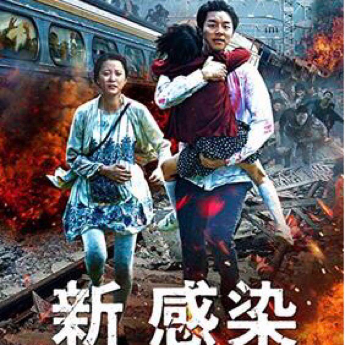 韓国映画 新感染 コン・ユ チョン・ユミ 共演作品 DVD 日本語吹替有り