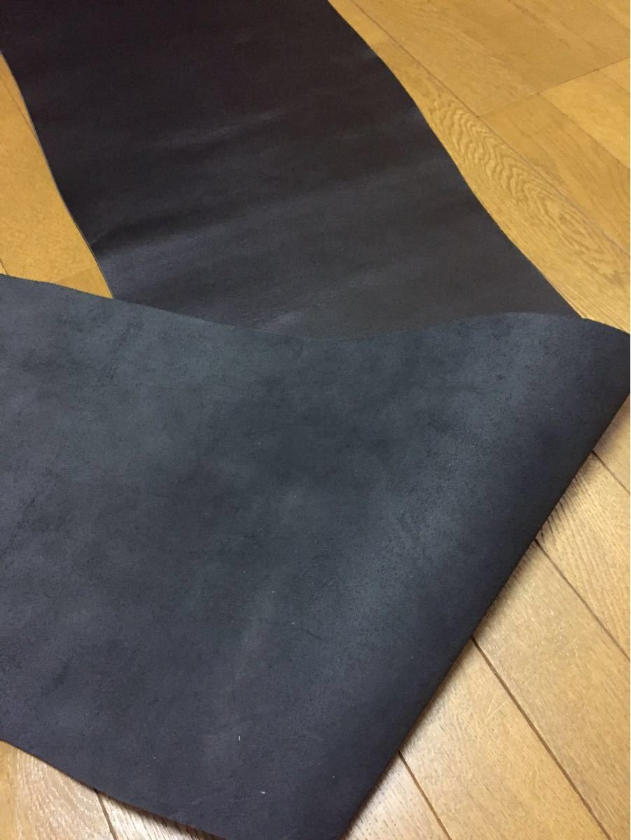 #牛革  #レザークラフト  #ブラック  #2