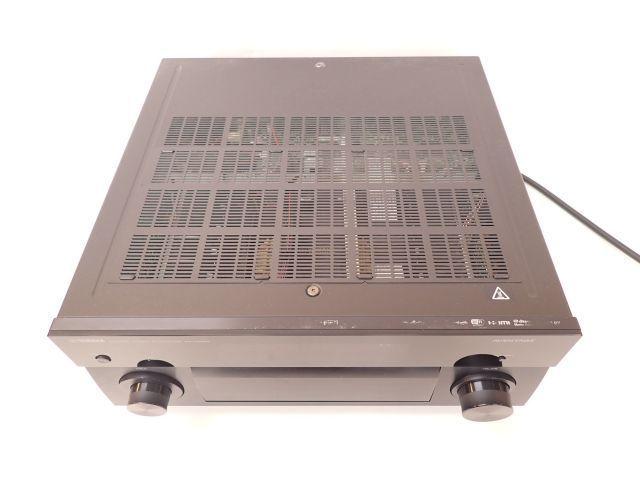 YAMAHA ヤマハ AVアンプ AVレシーバー RX-A3050 リモコン/説明書付き □ 5E0E0-1_画像5