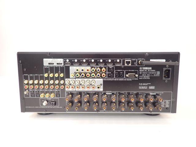 YAMAHA ヤマハ AVアンプ AVレシーバー RX-A3050 リモコン/説明書付き □ 5E0E0-1_画像4