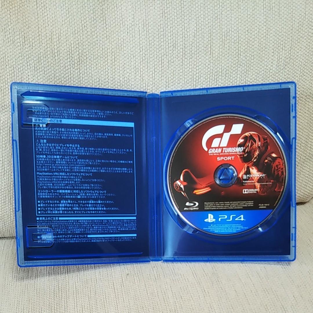 グランツーリスモSPORT PS4
