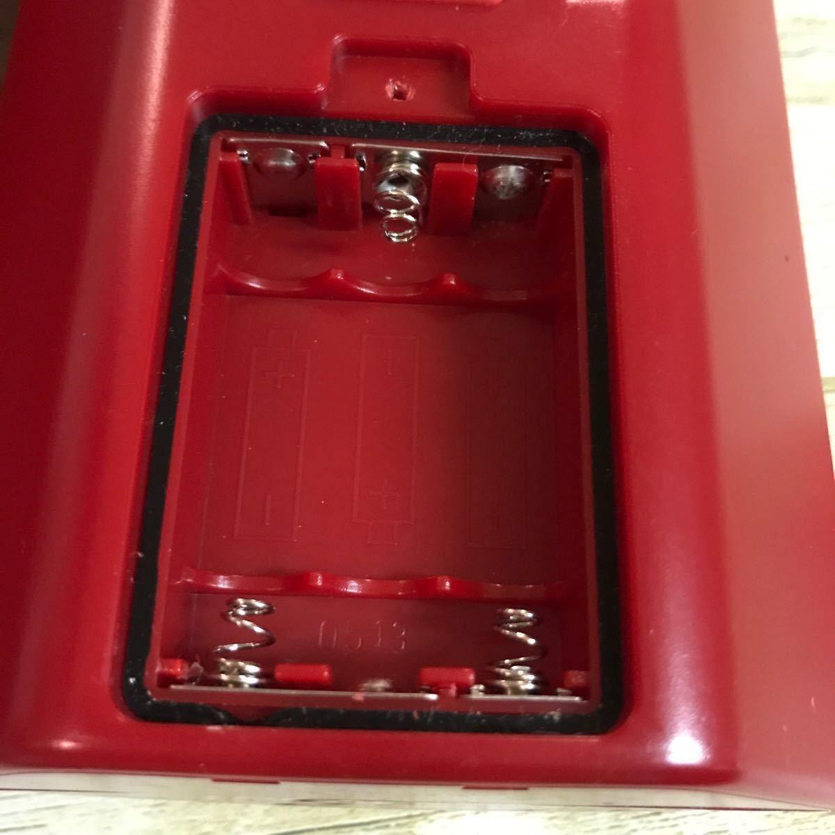 コールマン LEDライト3個 元はLEDランタン (T80)