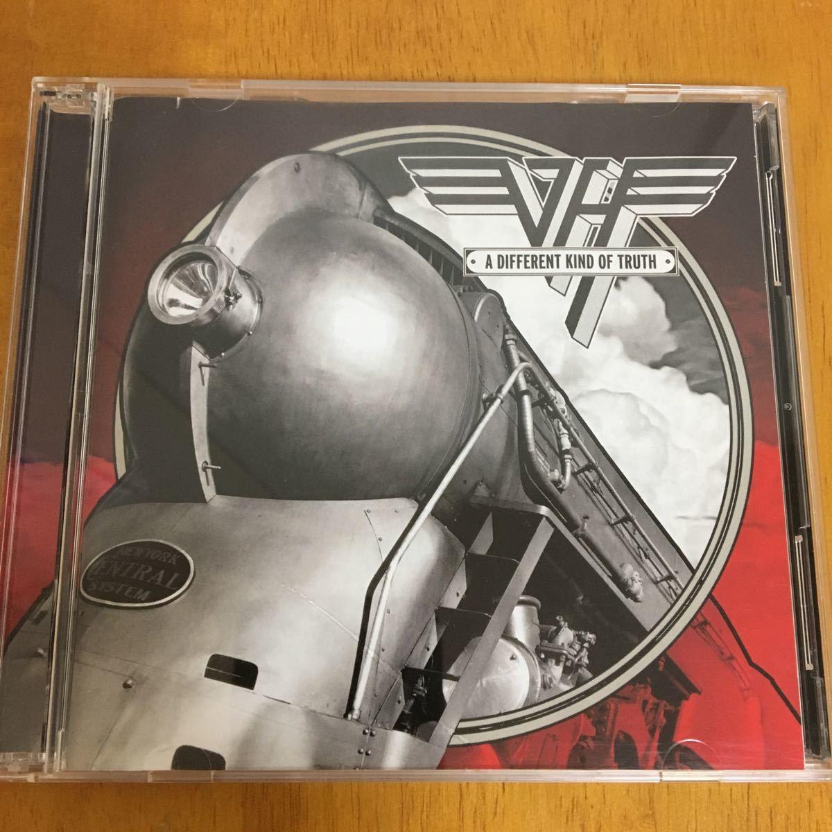 ヴァン・ヘイレン/ア・ディファレント・カインド・オブ・トゥルース CD+DVD