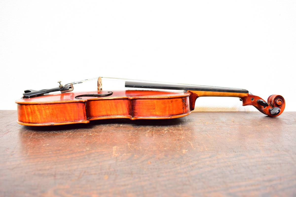 バイオリン / 鈴木バイオリン / サイズ1/4 / ケース付き / 弦楽器 / SUZUKI / 1955年 _画像5