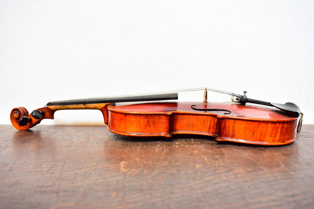 バイオリン / 鈴木バイオリン / サイズ1/4 / ケース付き / 弦楽器 / SUZUKI / 1955年 _画像4