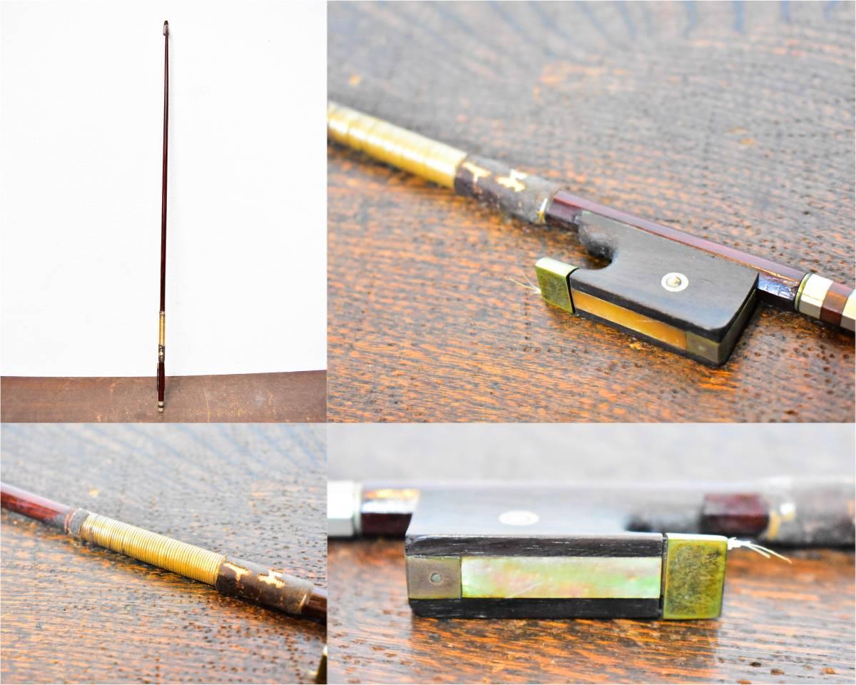 バイオリン / 鈴木バイオリン / サイズ1/4 / ケース付き / 弦楽器 / SUZUKI / 1955年 _画像8
