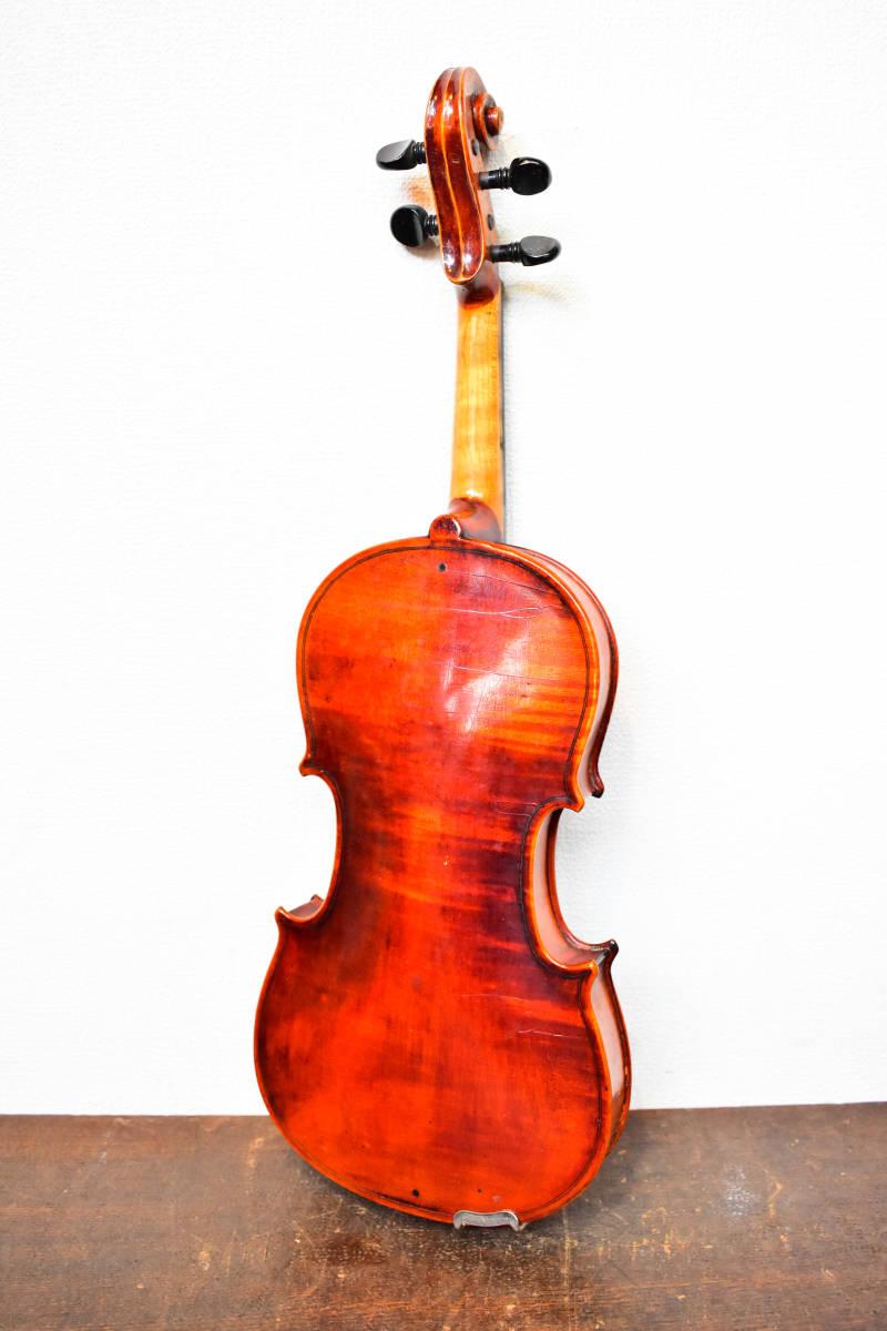 バイオリン / 鈴木バイオリン / サイズ1/4 / ケース付き / 弦楽器 / SUZUKI / 1955年 _画像3