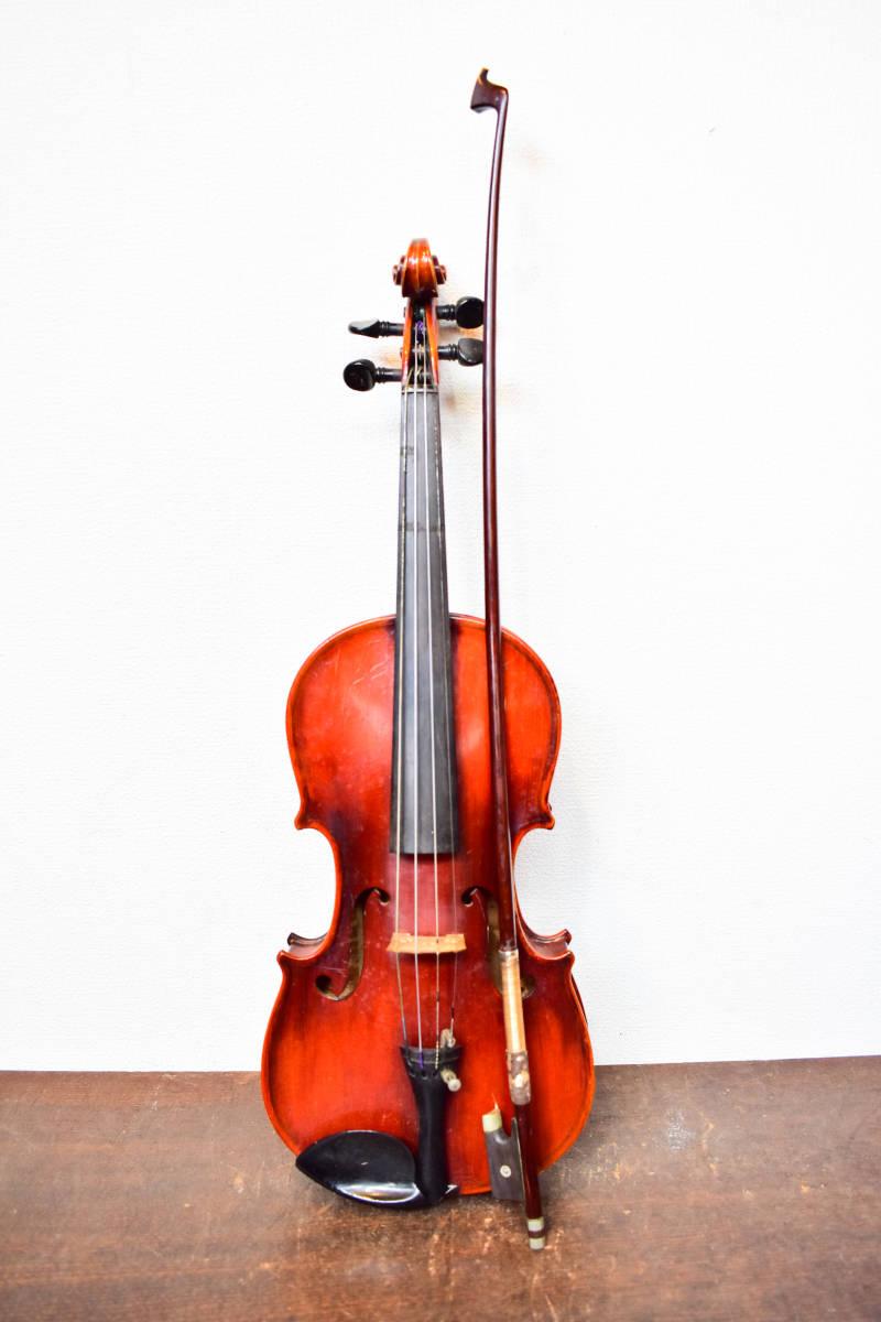 バイオリン / 鈴木バイオリン / サイズ1/4 / ケース付き / 弦楽器 / SUZUKI / 1955年 _画像1