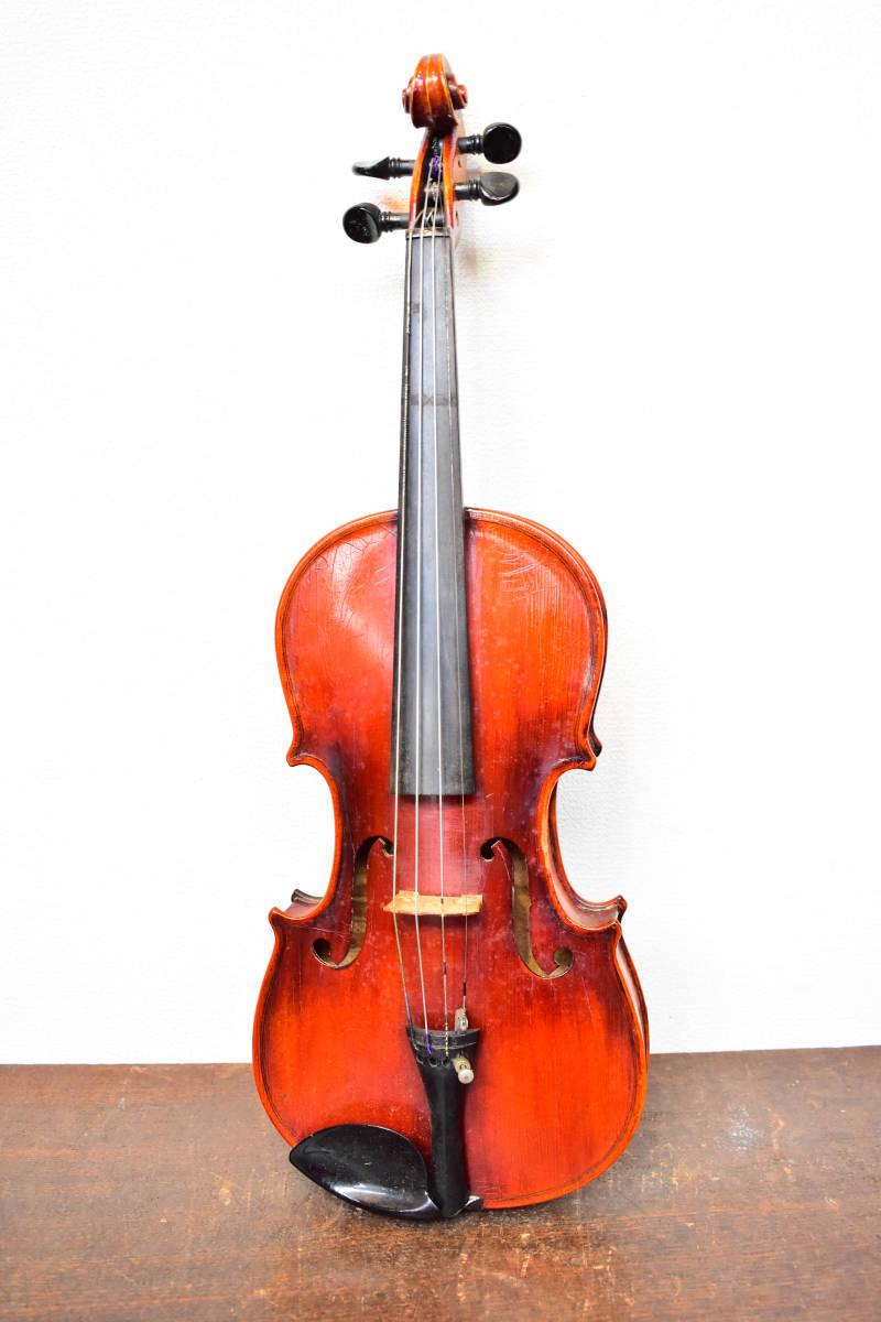 バイオリン / 鈴木バイオリン / サイズ1/4 / ケース付き / 弦楽器 / SUZUKI / 1955年 _画像2
