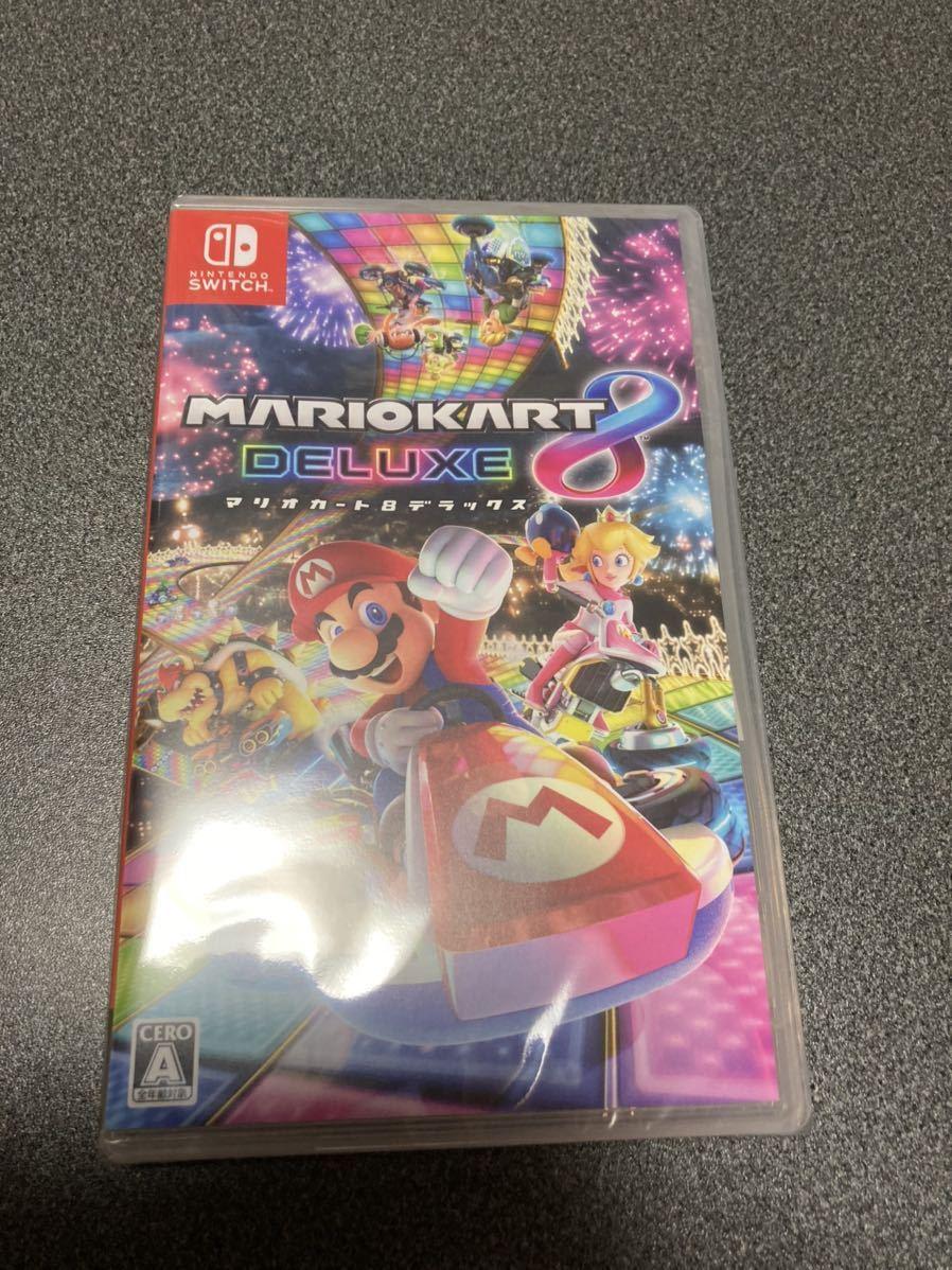 マリオカート8デラックス Nintendo Switch 新品