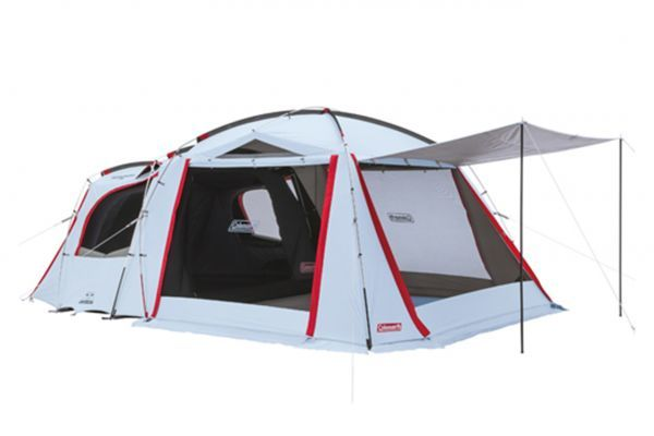 コールマン タフスクリーン 2ルームハウス + テント タープ ダークルーム テクノロジー b0643