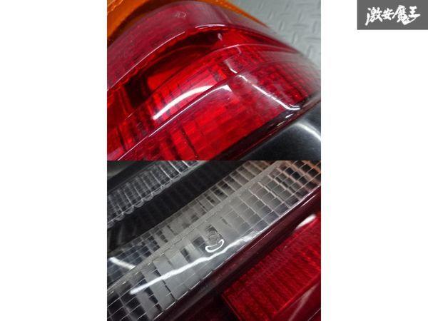ベンツ純正 W124 Eクラス 300E 500E 前期 テールライト テールランプ 左右セット_画像7