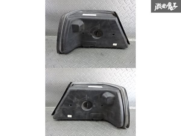 ベンツ純正 W124 Eクラス 300E 500E 前期 テールライト テールランプ 左右セット_画像5