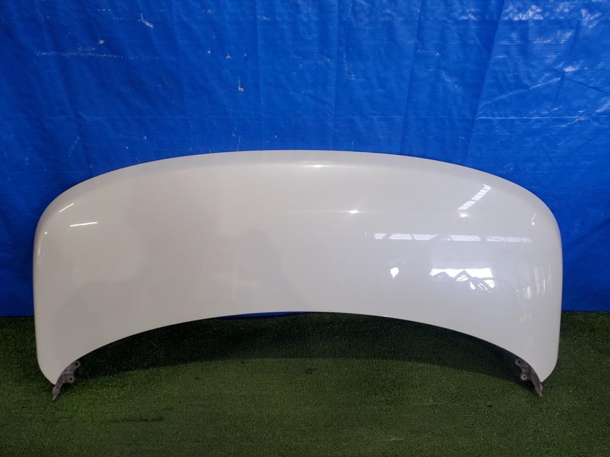 ● ボンネット パール Z7T ワゴンR スティングレー CBA-MH23S_画像1