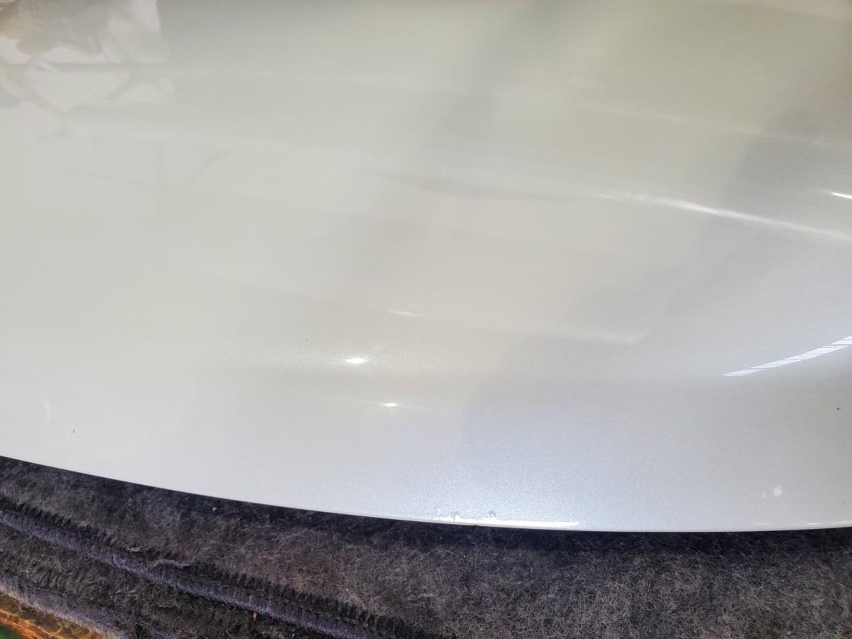 ● ボンネット パール Z7T ワゴンR スティングレー CBA-MH23S_画像2