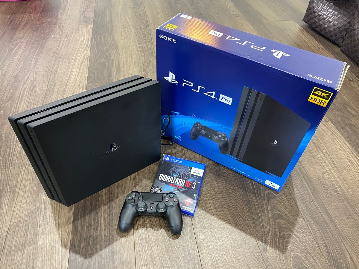 PlayStation4 PS4 Pro 2TB