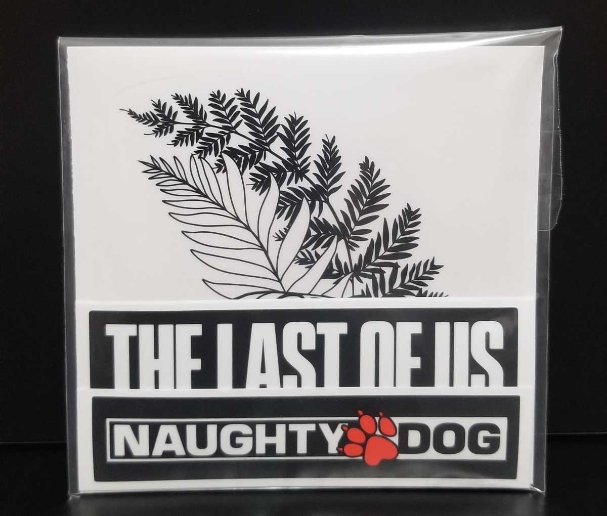 ラストオブアス2 The Last of Us Part II ステッカー のみ ラストオブアス 新品 未開封 送料無料