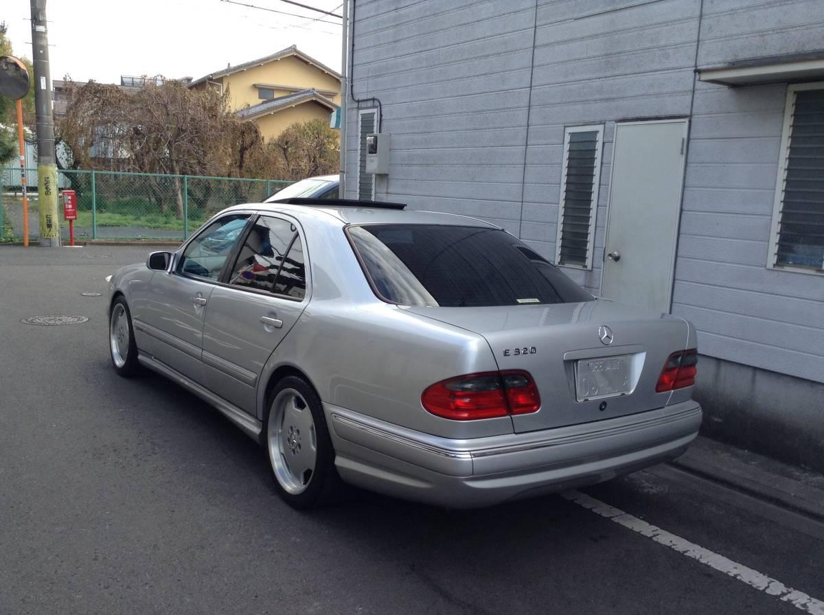 「W210E320スポーツライン」の画像3