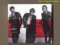 ★即決★ JYJ / THE BEGINNING (台湾発売盤) -- 東方神起のユチョン、ジュンス、ジェジュンが放つ世界デビューアルバム_画像1