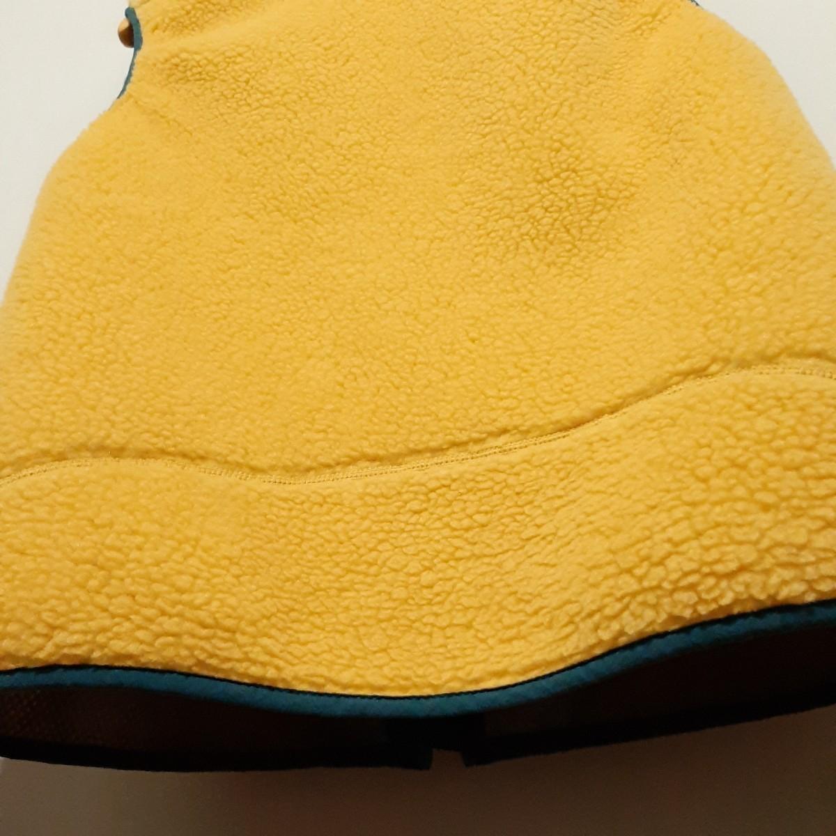 美品 メンズS パタゴニア クラシック レトロX ベストフリース ゴールド